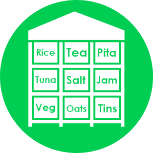 Food Bank icon